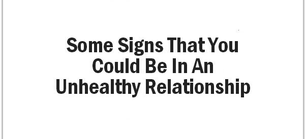 unhealthyrelationships
